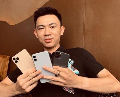 Người Việt đầu tiên sở hữu iPhone 11: Có người trả 100 triệu đồng nhưng chưa bán - ảnh 1