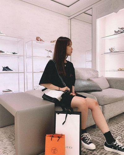 Joyce Phạm - con gái đại gia Minh Nhựa đi siêu xe 80 tỷ  - ảnh 1