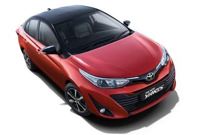 """Cận cảnh ô tô Toyota Yaris """"siêu ngầu"""" giá chỉ 278 triệu đồng  - ảnh 1"""