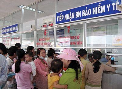 """Bộ trưởng Bộ Y tế yêu cầu ngăn việc """"rút quỹ"""" bảo hiểm y tế - ảnh 1"""