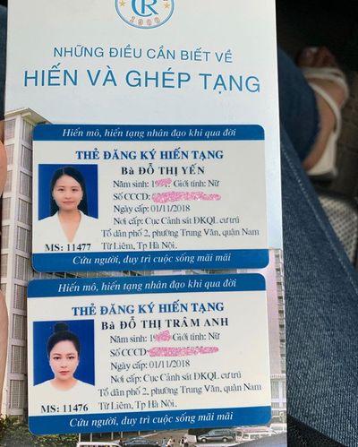 """Sau thời gian """"ở ẩn"""" hot girl Trâm Anh bất ngờ đăng ký hiến tạng - ảnh 1"""