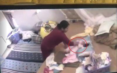 Người giúp việc bạo hành bé gái đối mặt với hình phạt nào? - ảnh 1