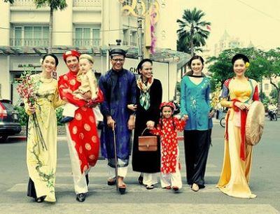 Những phong tục đặc sắc trong Tết cổ truyền Việt Nam - ảnh 1