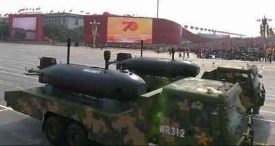 Cận cảnh dàn vũ khí tối tân trong lễ duyệt binh kỷ niệm 70 năm Quốc khánh Trung Quốc - ảnh 1