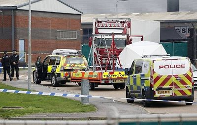 Đại sứ quán Trung Quốc tại Anh: Chưa thể khẳng định quốc tịch của 39 nạn nhân - ảnh 1