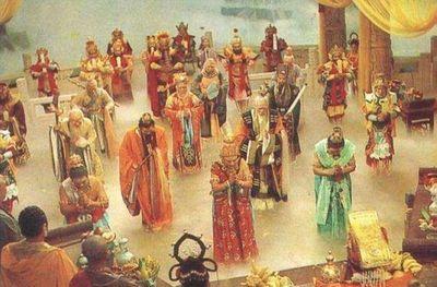 Tây Du Ký: Ba đại cao thủ ẩn tàng trên Thiên Đình - ảnh 1