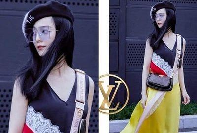 Louis Vuitton gỡ quảng cáo chụp Phạm Băng Băng chỉ sau 2 giờ đăng tải - ảnh 1