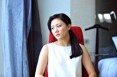 Ca sĩ Văn Mai Hương bị cướp túi xách - ảnh 1