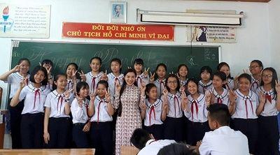 """Cô giáo có những lời phê """"bá đạo"""" khiến học sinh """"thích"""" làm bài kiểm tra - ảnh 1"""