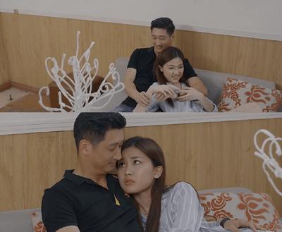 """""""Hoa hồng trên ngực trái"""" tập 20: Vừa tính chuyện kết hôn với Thái, Trà """"tiểu tam"""" đã vội dắt nhân tình lên giường - ảnh 1"""