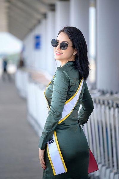Chân dung người đẹp Việt Nam thi Hoa hậu Phụ nữ Toàn thế giới 2019 - ảnh 1