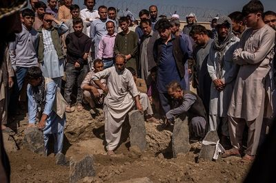 Chiến tranh ở Afghanistan: Số người thiệt mạng lên tới đỉnh điểm - ảnh 1