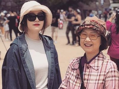 Lý do khiến Goo Hye Sun muốn trì hoãn ly hôn với chồng trẻ khiến ai biết cũng xót xa - ảnh 1