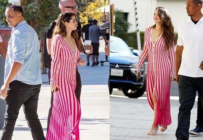 Selena khoe vóc dáng nóng bỏng sau khi giảm cân  - ảnh 1