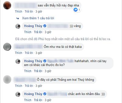 Hoàng Thùy khoe ảnh gầy như cò hương thời Vietnam next top đến Á hậu Hoàn vũ Việt Nam - ảnh 1