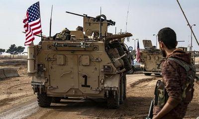 Mỹ sẽ giữ gần 600 binh sĩ tại Syria để ngăn chặn IS  - ảnh 1
