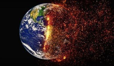 Khủng hoảng biến đổi khí hậu ảnh hưởng tới tất cả trẻ em trên thế giới - ảnh 1