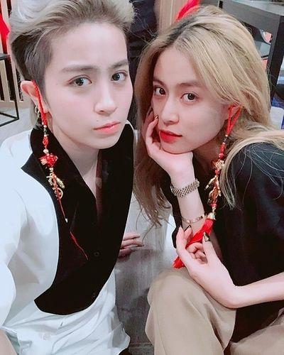 Gil Lê và Hoàng Thùy Linh tiếp tục lộ ảnh cùng du lịch tại Nhật Bản? - ảnh 1