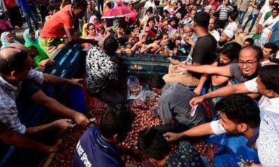 Bangladesh đối mặt với cuộc khủng hoảng hành tây  - ảnh 1