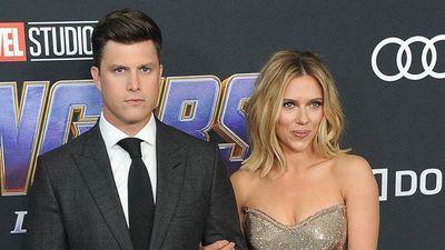 Ngôi sao Scarlett Johansson chính thức đính hôn với bạn trai sau 2 năm hẹn hò - ảnh 1