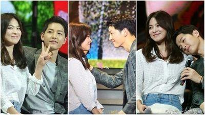 Song Joong Ki - Song Hye Kyo: Yêu nhanh, cưới vội và cuộc hôn nhân không như cổ tích - ảnh 1
