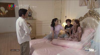 Phim Về nhà đi con tập 63: Vũ bất ngờ khước từ lời mời ngọt ngào của Nhã - ảnh 1