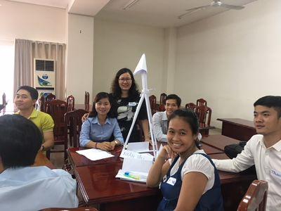 Tập huấn về Đổi mới sáng tạo và Khởi nghiệp cho thanh niên Long An - ảnh 1