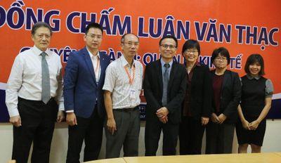 Trường ĐH Đại Nam ký kết MOU cùng ĐH TARC  - ảnh 1