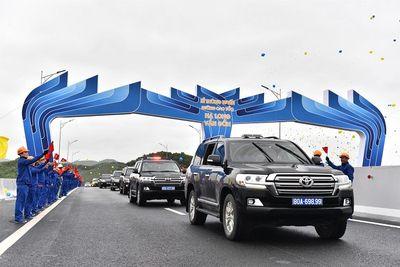 Sun Group khai trương, thông tuyến sân bay, cảng biển, cao tốc tại Quảng Ninh trước thềm năm mới 2019 - ảnh 1