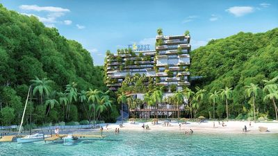 5 điểm nhấn của tổ hợp nghỉ dưỡng 5 sao trên đảo Cát Bà - ảnh 1