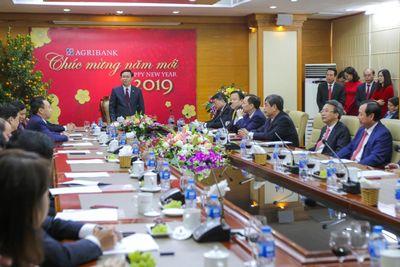 """Phó Thủ tướng Vương Đình Huệ: Mong muốn Agribank tiếp tục có nhiều đóng góp to lớn cho """"Tam nông"""" và nền kinh tế đất nước - ảnh 1"""