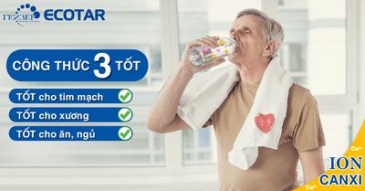 Máy lọc nước nào tạo nước ion canxi tốt cho sức khỏe? - ảnh 1