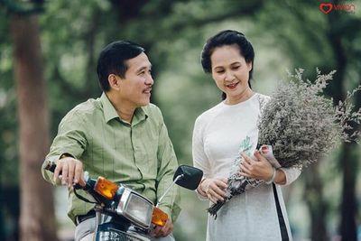NSND Lan Hương và bí kíp giữ gìn hạnh phúc gia đình kéo dài hơn 3 thập kỷ  - ảnh 1