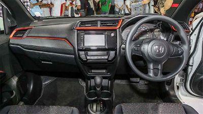 """Có gì bên trong chiếc Honda Brio giá từ 400 triệu đồng, sắp """"lên kệ"""" tại Việt Nam - ảnh 1"""