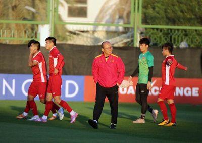 HLV Park Hang-seo đặt kỳ vọng gì khi bất ngờ gặp riêng Quang Hải? - ảnh 1