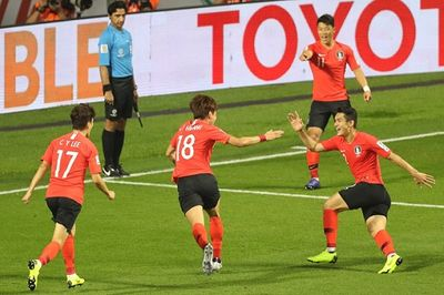 Kết quả Asian Cup 2019 ngày 7/1: Trung Quốc khởi đầu suôn sẻ - ảnh 1