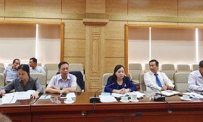 Bộ trưởng Bộ Y tế làm việc với Hội đồng kinh doanh EU- ASEAN - ảnh 1