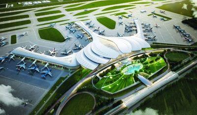 Chính phủ kiến nghị Quốc hội nhiều vấn đề về Dự án sân bay Long Thành - ảnh 1