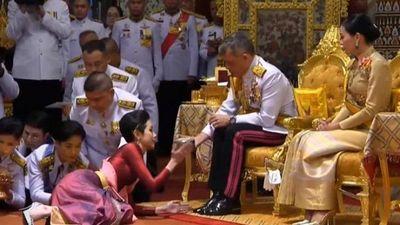 Hoàng quý phi Thái Lan bất ngờ bị tước mọi chức vị - ảnh 1
