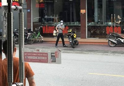 Vụ cướp tiệm vàng ở Quảng Ninh: Nghi phạm là người hiền lành, chưa từng mâu thuẫn với ai - ảnh 1