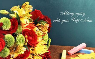 Tuyển tập lời chúc 20/11 hay và ý nghĩa nhất dành tặng cho thầy cô giáo - ảnh 1