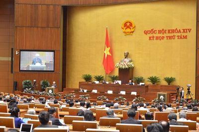 Hôm nay (22/11), Quốc hội tiến hành công tác nhân sự - ảnh 1