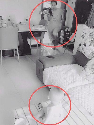 Thấy vợ lạnh nhạt, chồng lén đặt camera theo dõi, hình ảnh nhận được khiến anh bật khóc - ảnh 1