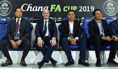 """FIFA """"bật đèn xanh"""", bóng đá Việt Nam thêm cơ hội cạnh tranh đấu trường quốc tế - ảnh 1"""