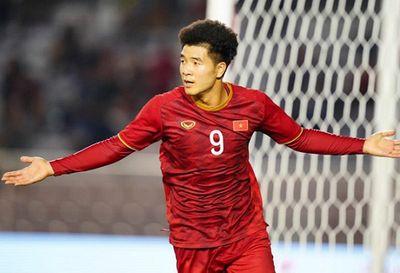 Việt Nam vô địch, Hà Đức Chinh xuất sắc giành giải Vua phá lưới SEA Games 30 - ảnh 1