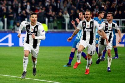 Ronaldo lập hattrick giúp Juventus lội ngược dòng thành công - ảnh 1