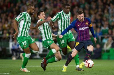 Messi lập hat-trick giúp Barca tới gần hơn với chức vô địch La Liga - ảnh 1