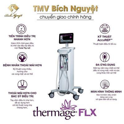 Thermage FLX - Bí quyết khiến Huyền My tạo thương hiệu