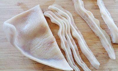 Món ngon mỗi ngày: Nộm bì lợn giòn ngon, lạ miệng cho bữa trưa thứ sáu - ảnh 1