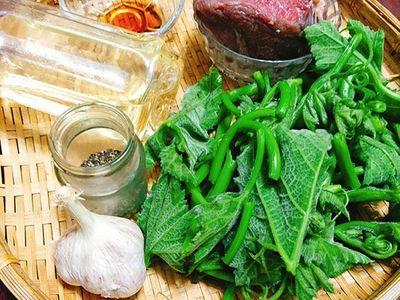 Món ngon mỗi ngày: Rau bí xào thịt bò cực ngọt cho bữa tối thứ 6 - ảnh 1